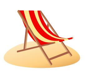 Beach_chair_Icon_by_DaPino