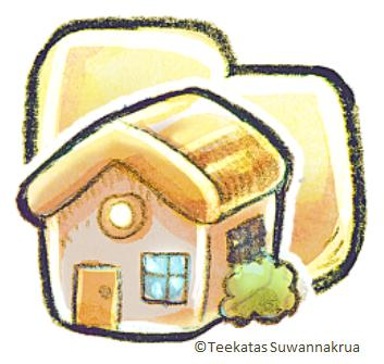 G12_Folder_Home_Icon_by_Teekatas_Suwannakrua