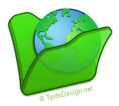 Folder_green_internet_Icon_by_TpdkDesign.net