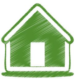 Green_home_Icon_ by_Double-J_Design