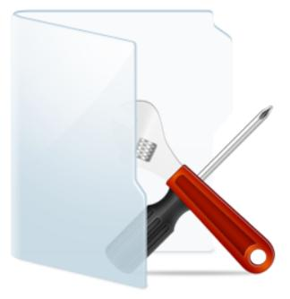Folder_Light_Tools_Icon_by_Kyo-Tux