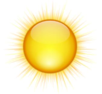 Status_weather_clear_Icon_by_Oxygen_Team