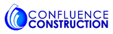 Logo confluence construction